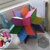 Centerpiece Stars Pattern - Fabriflair