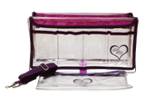 Handy Caddy Deluxe Plum Craft Organizer