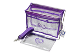 Handy Caddy Extra Organizer Purple