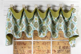 Cuff Top Valance Pattern by Pate Meadows