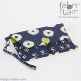 Pocketbook Wristlet Fabricflair Pattern