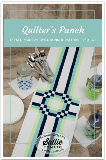 Quilter's Punch Pattern