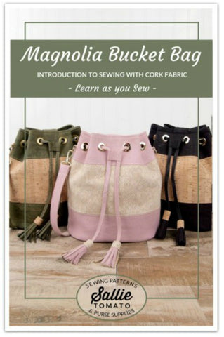 Magnolia Bucket Bag