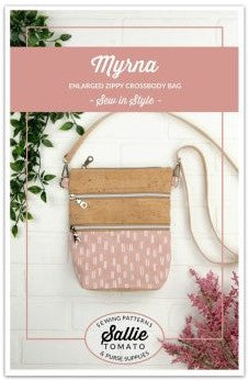 Myrna Crossbody Bag Pattern