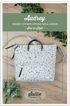 Audrey Bag Pattern