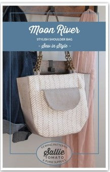 Moon River  Sholder Bag Pattern