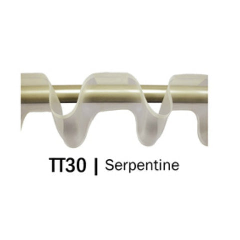 Translucent Serpentine Tape - CLEARANCE