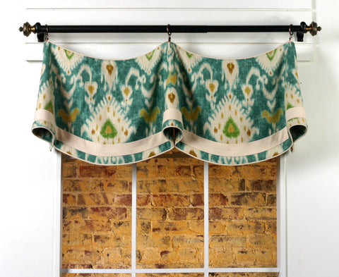 Claudine Valance by Pate Meadows
