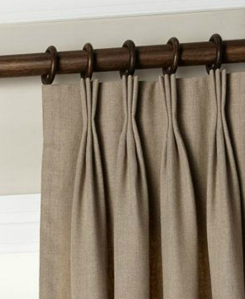 Deep Pleat Tape Ror Curtains Easy