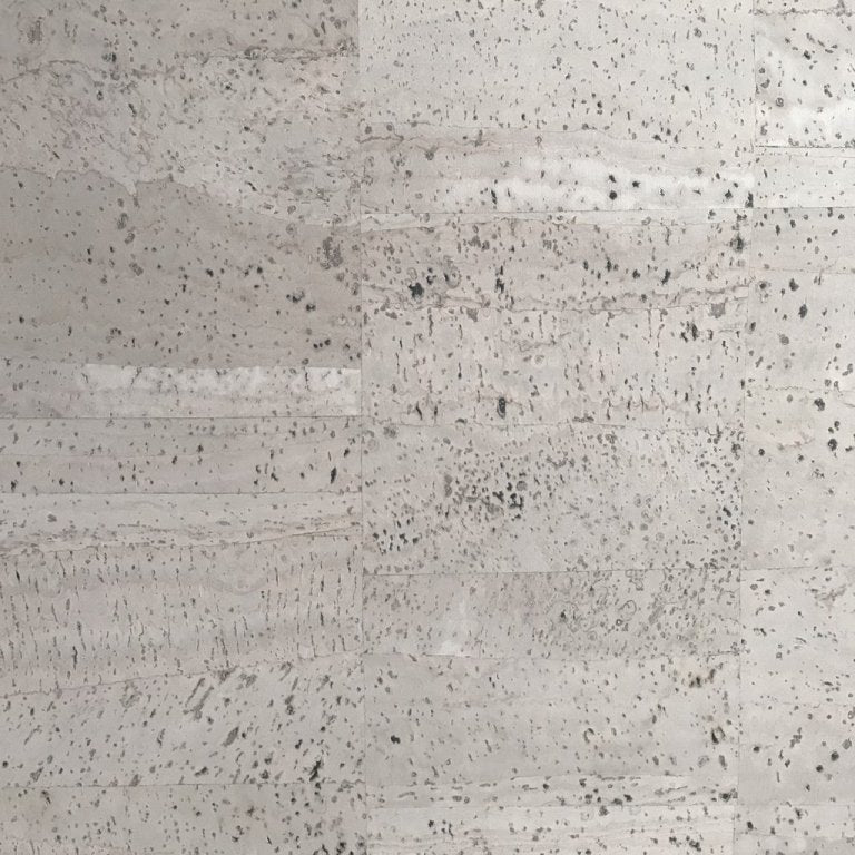 Fabric Concrete Grey Cork Fabric