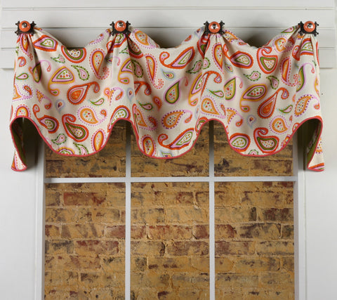 Mims Valance by Pate Meadows
