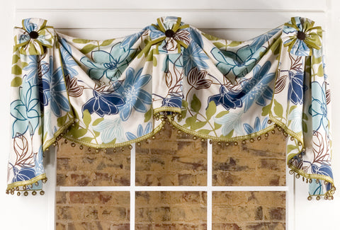 Morrison Valance by Pate Meadows