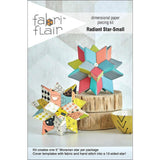 Radiant  Star Small - Kit- Fabriflair
