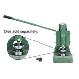 Grommet Button Press