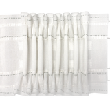 Double Smocking Drapery Tape