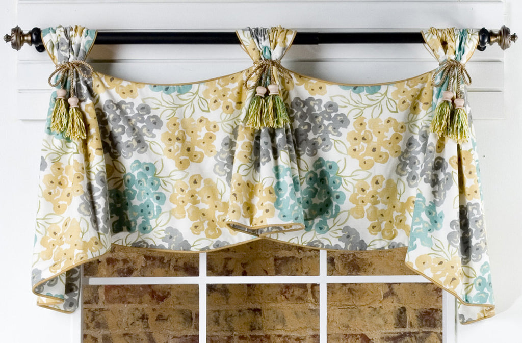 Celebrity Valance by Pate Meadows