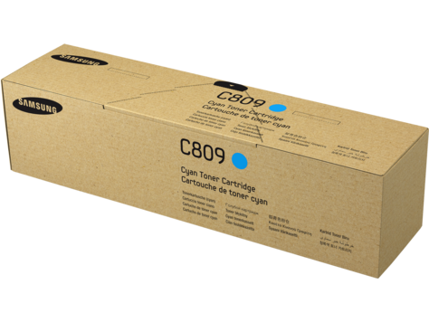 HP Samsung CLT-C809S Cyan Toner Cartridge