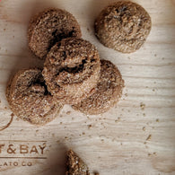 Ginger Molasses Cookies (x4) - Pie 66  - concept shop by Bucket & Bay Craft Gelato Co