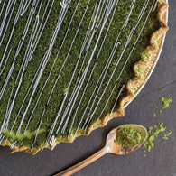 SPECIAL: Matcha Cream Pie