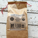 Farmer Ground Rye Flour, Organic