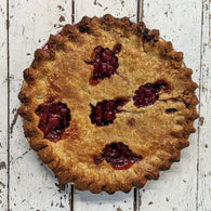 SPECIAL:  Sour Cherry Pie