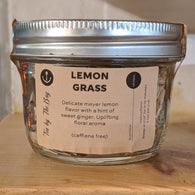 Lemongrass Tea - Pie 66  - concept shop by Bucket & Bay Craft Gelato Co