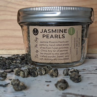 Jasmine Pearl Tea - Pie 66  - concept shop by Bucket & Bay Craft Gelato Co