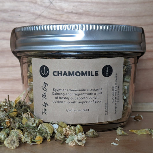 Chamomile Tea - Pie 66  - concept shop by Bucket & Bay Craft Gelato Co