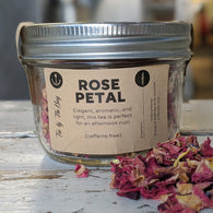 Rose Petal Tea - Pie 66  - concept shop by Bucket & Bay Craft Gelato Co