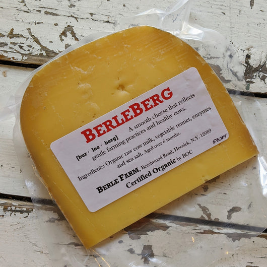 Berleberg Organic Cheese - 6oz