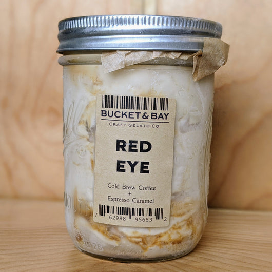RedEye [coffee] - Pie 66  - concept shop by Bucket & Bay Craft Gelato Co