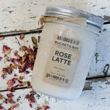 Rose Latte Gelato - Pie 66  - concept shop by Bucket & Bay Craft Gelato Co