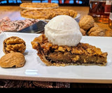 Whiskey Walnut Pie