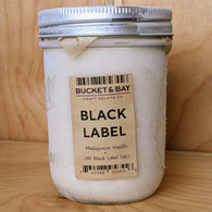 BLACK LABEL Vanilla - Pie 66  - concept shop by Bucket & Bay Craft Gelato Co