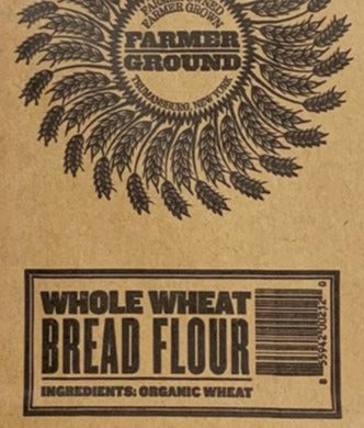 Farmer Ground Bread Flour, Organic - Pie 66  - concept shop by Bucket & Bay Craft Gelato Co