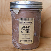 Deep Dark Chocolate - Pie 66  - concept shop by Bucket & Bay Craft Gelato Co
