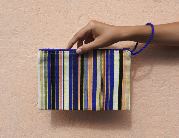 Simple Clutch in Sunset