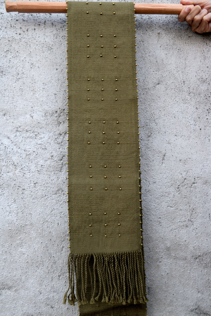 Olive Scarf - over 40% Off!