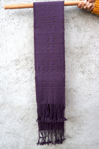 Plum Scarf - Over 40% Off!