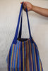 Azul Royal Mini Shopping Bag