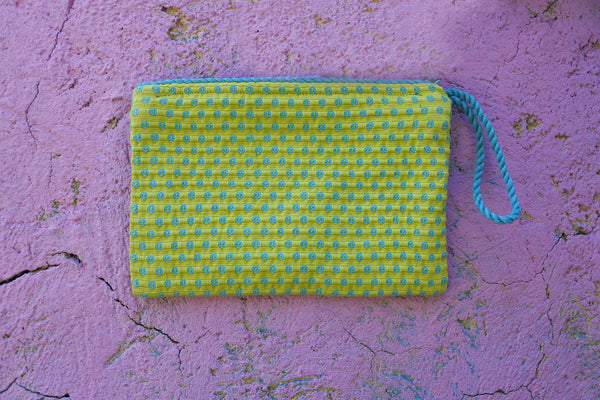 Simple Clutch in Citron