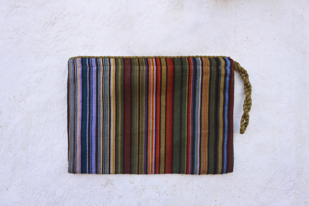 Classic Simple Clutch in Stained Glass