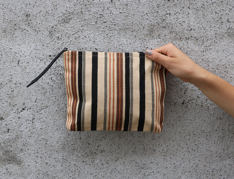 Tulul Pouch Listrado