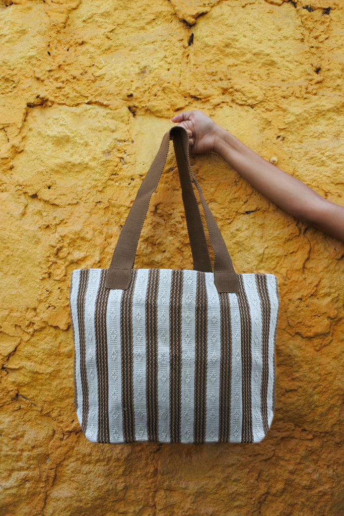 Shopping Bag in Cruise