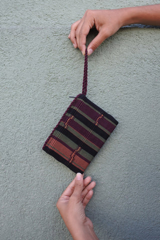 Wristlet in Bamboo Rainforest