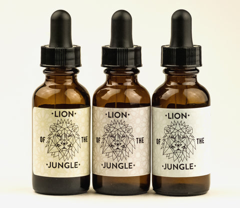 Halal Beard Serum Trio