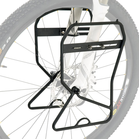 Porte-Bagage Avant Axiom Journey Suspension Disc Lowrider Rack Québec Canada