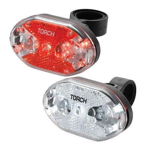 Ensemble Feux De Positionnement Torch Whitebright/Tailbright 5X