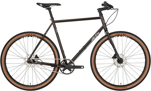 Vélo All-City Super Professional Monovitesse 650B Fixie noir/multicolore Goldust