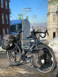 Touring Rental Bicycle for Cyclotourism Surly Disc Trucker